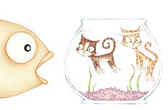 Fishbowl ? by Lizzy Hallman Studio