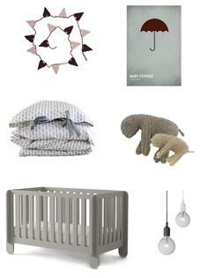 """gray nursery decor ideas"""