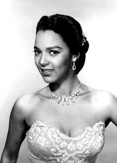 Dorothy Dandridge (singer/actress) - Died September 8, 1965. Born November 9, 1922. Carmen Jones, third black actress nominated for a Best Actress Oscar.