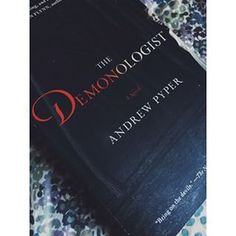 The Demonologist by Andrew Pyper | 23 Underrated Horror Books You Have To Read ASAP