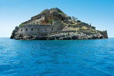 το Νησί ... Σπιναλόγκα!   the Island ... Spinalonga!