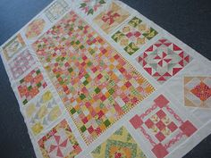 Fun Fabric Quilts: Check Mate!