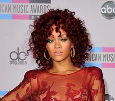 Rihanna aux American Music Awards 2010