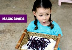Gardening with Kids: Magic Beans!