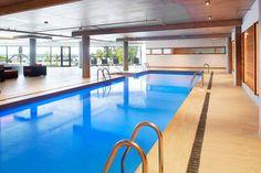 Evolo 2 - vaste piscine intérieure Condominium, Contemporary, Outdoor Decor, Home Decor, Decoration Home, Room Decor, Home Interior Design, Home Decoration, Interior Design
