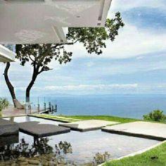 Ron Ron House, na Costa Rica. Projeto do arquiteto Victor Cañas. #arquitetura #architecture #arte #arts #decor #design #decoração #fotografia #photography #projetocompartilhar #shareproject