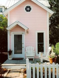 One of my dream vacations: rent a tiny beach cottage in Seaside, FL for a few days to spend time with my wonderful husband. We would swim in the ocean, look for sea shells & relax in the sun. *sigh*