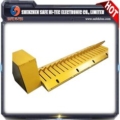 Tyre Killer- Traffic barrier for stop the dangerous vehicle escaping.