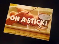 Review of Matt Armendariz's cookbook, On A Stick! A versatile, kid and adult friendly cookbook, perfect for entertaining or family dinner! As versatile a cookbook as the recipes are delicious! Fun, friendly & leaves you with the confidence that you can make these party perfect treats! http://www.itsybitsybalebusta.com/2014/09/on-a-stick.html