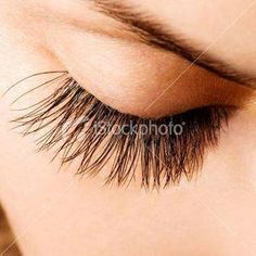 931049d5c43 Every night before you go to bed rub Vaseline on your eyelashes. You can  use a mascara wand like thing and put Vaseline all over it the put it on  your ...