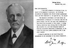 """Top News: """"PALESTINE: 1917 Balfour Declaration"""" - http://politicoscope.com/wp-content/uploads/2016/09/Arthur-Balfour-Balfour-Declaration-UK-Palestine-Israel-Politics-News-Today-568x395.jpg - On November 2, 1917, Foreign Secretary Arthur James Balfour writes a letter to Britain's most illustrious Jewish citizen, Baron Lionel Walter Rothschild, expressing the British government's support for a Jewish homeland in Palestine.  on Politicoscope - http://politicoscope.com/2016/0"""