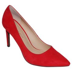 Women's Ally Microsuede Pumps Who What Wear -