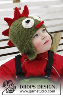 DROPS Extra - Free knitting patterns and crochet patterns by DROPS Design Baby Hats Knitting, Knitting For Kids, Knitting Projects, Knitted Hats, Drops Design, Knit Or Crochet, Crochet For Kids, Crochet Baby, Knitting Patterns Free