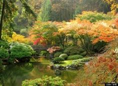 Japanese Garden Portland, OR