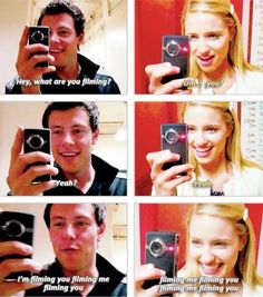 Cory and Dianna