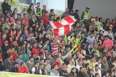 La fiesta del #FútbolRevolucionado se vivió en familia.