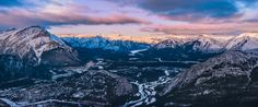 Bow Valley Provincial Park [3440x1440]