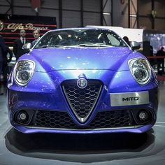 New MiTo at the Geneva International Motor Show!
