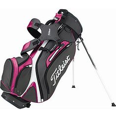 Titleist Womens Lightweight Stand Bag