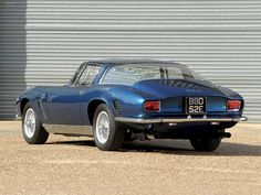 1965 Iso Grifo https://www.hagertyinsurance.co.uk/price-guide/1965-Iso-Grifo