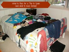 What to Pack for Spain