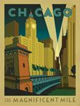 Posters from Anderson Design Group Studio Store for the house! #Chicago