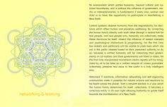 New earth blueprint designarchitecture directly influences ones new earth blueprintnetworking and learning an environment which unifies humanity beyond cultural and national boundaries and is without the malvernweather Choice Image