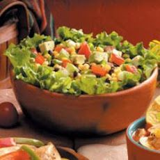 Black Bean Avocado Salad II Recipe