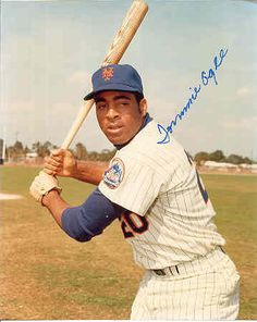 """NY Mets 1969 World Series Champion Outfielder Tommie Agee Signed Autographed Color 8x10 Photo """"FREE SHIPPING"""" Best Offers? by SANDJCRAFTSANDTHINGS on Etsy"""