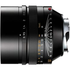 Leica M 50mm F0.95 lens