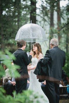 regen of geen regen: je bruiloft is safe met een goede bruiloft paraplu