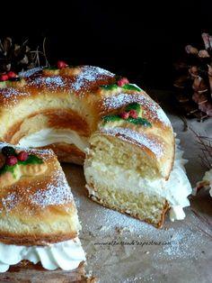 El Zurrón de los Postres: Roscón de Reyes Cute Cakes, Yummy Cakes, Camo Wedding Cakes, Donuts, Dragon Cakes, Fairy Cakes, Pan Dulce, Cheat Meal, Chicken Salad Recipes