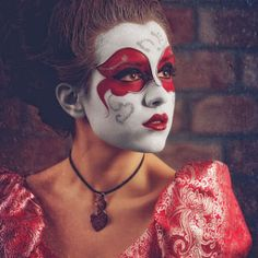 Cute Clown Makeup, Halloween Face Makeup, Creepy, Scary, Extreme Makeup, Painted Faces, Crazy Makeup, Fantasy Makeup, Clowns