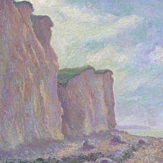 Theodore Earl Butler - Cliffs, 1904