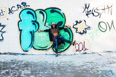 Happy african american woman standing in front a graffiti wall. by BONNINSTUDIO for Stocksy United Justin Photos, Graffiti Wall, Woman Standing, African American Women, Disney Characters, Fictional Characters, Royalty Free Stock Photos, The Unit, Happy