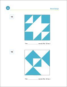 Block design example
