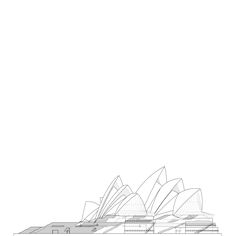 Hello Australia! Magical Sydney Opera House by Jorn Utzon. Hope you like it. Can find it in www.blockstdo.com or support us in https://www.kickstarter.com/projects/558096795/architecture-icons?ref=nav_search THX!!! #sydney #print #poster #australia #elevation #graphic #design #interior #sydneyoperahouse #jornutzon #architect #drawing #minimal #minimalist #architecture