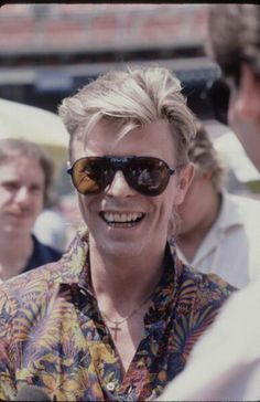 David Bowie, O Superman, The Bowie, Ziggy Played Guitar, The Thin White Duke, Ziggy Stardust, Record Producer, No One Loves Me, My Idol