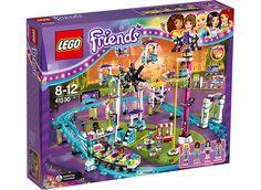LEGO Friends 41130 Forlystelsespark - rutsjebane