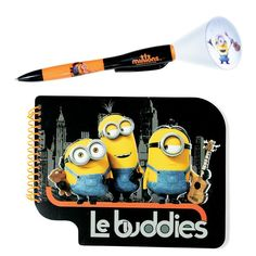 Writing notes is despicably fun thanks to this notebook and projection pen. Regularly $9.99, buy Avon Kids products online at http://eseagren.avonrepresentative.com
