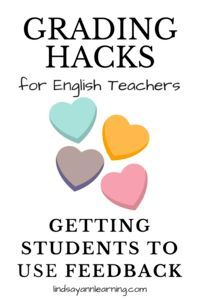 20 feedback strategies for English Teachers who dread grading high school writing. This is your ultimate guide to easy, efficient grading. Academic Writing, Teaching Writing, Teaching Strategies, Teaching English, English Teachers, Teaching Ideas, English Classroom, Instructional Strategies, Teaching Spanish