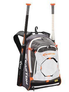 Easton Walk-Off II Bat Pack Baseball Softball Baseball Equipment Bag. 068019ea08ce