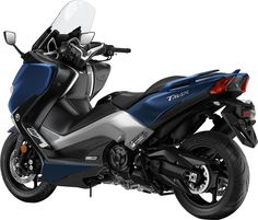 Yamaha a réussi à réduire le poids de son maxi-GT de 9 kilos : il pèse 213 kg !