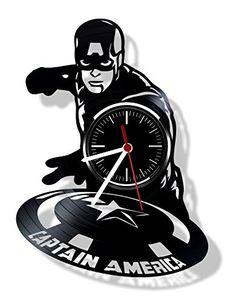 Captain America vinyl wall clock- Modern room decor - Uni... https://www.amazon.com/dp/B06WVB5YC1/ref=cm_sw_r_pi_dp_x_hRXOyb8H8044W