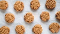 PBS Food Flourless Peanut Butter Cookies Recipe | PBS Food