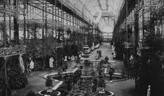 Why All Stations Look Like Glasshouses: The Crystal Palace
