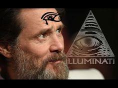 Jim Carrey Anuncia Existencia de los Illuminatis en vivo - YouTube