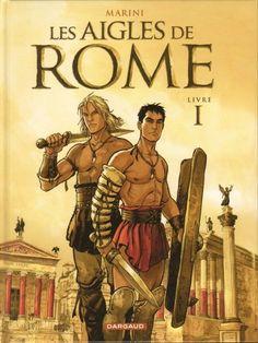Les Aigles de Rome, Livre 1 - Enrico Marini - 2007