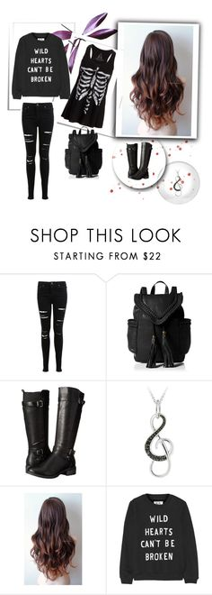 """""""first day of school..."""" by setitoffisawesome ❤ liked on Polyvore featuring beauty, Miss Selfridge, Eürosoft, DB Designs and Zoe Karssen"""