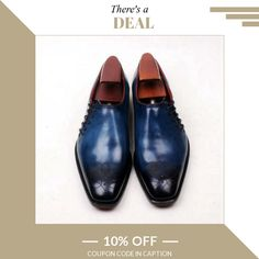 10% OFF your blue shoes and boots. Get them NOW! Coupon Code: BLUE.  Min Purchase: N/A.  Expiry: 12-Aug-2017.  Click here to avail coupon: https://small.bz/AAgVD2q . #musthave #loveit #instacool #shop #shopping #onlineshopping #instashop #instagood #instafollow #photooftheday #picoftheday #love #OTstores #smallbiz #sale #coupon